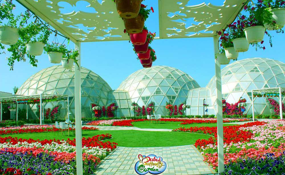 thermal insulation in butterfly garden dubai