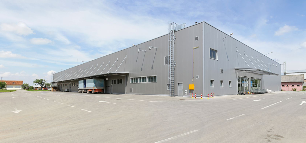 Thermal insulation warehouse