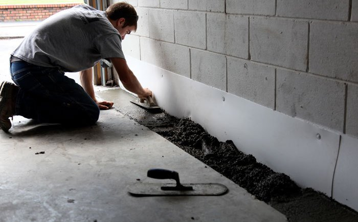 basement leak repair dubai